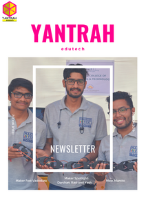 Yantrah Edutech Newletter Issue 2!