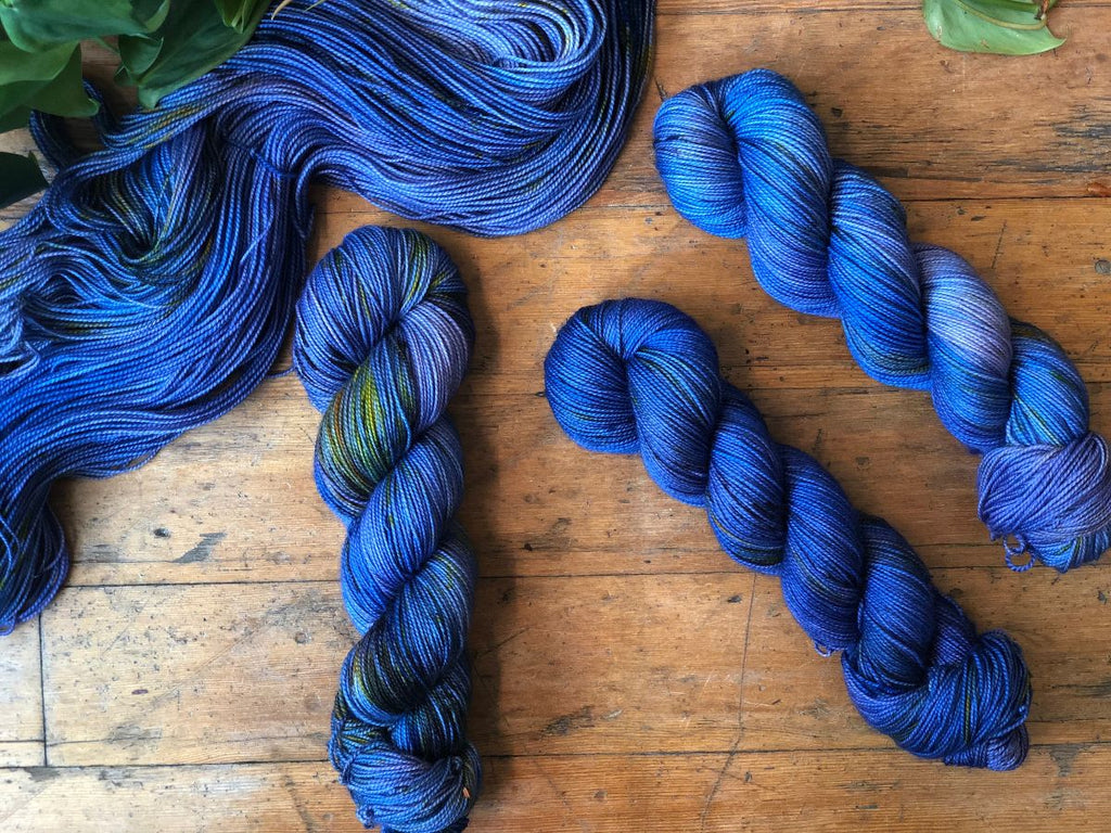Lithodora, a new spring colorway!