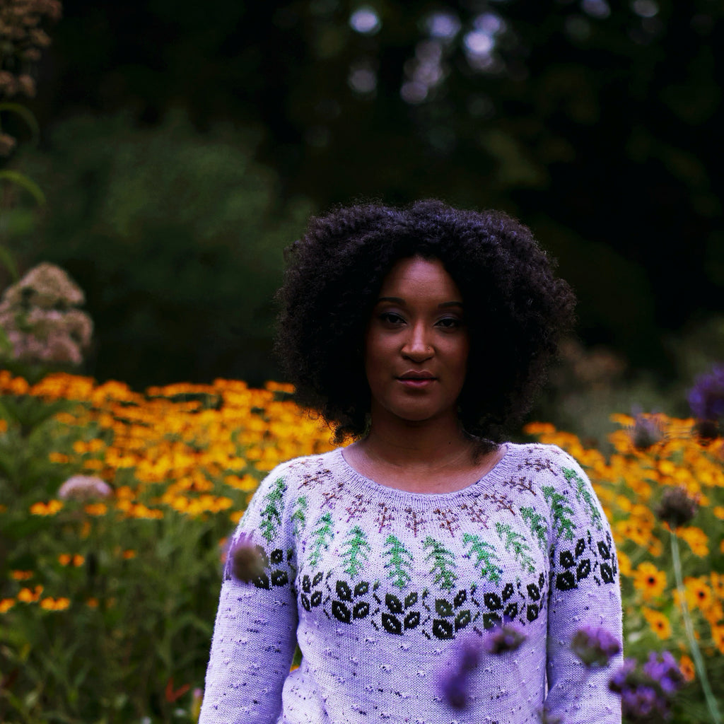Herbaceous from Knitosophy