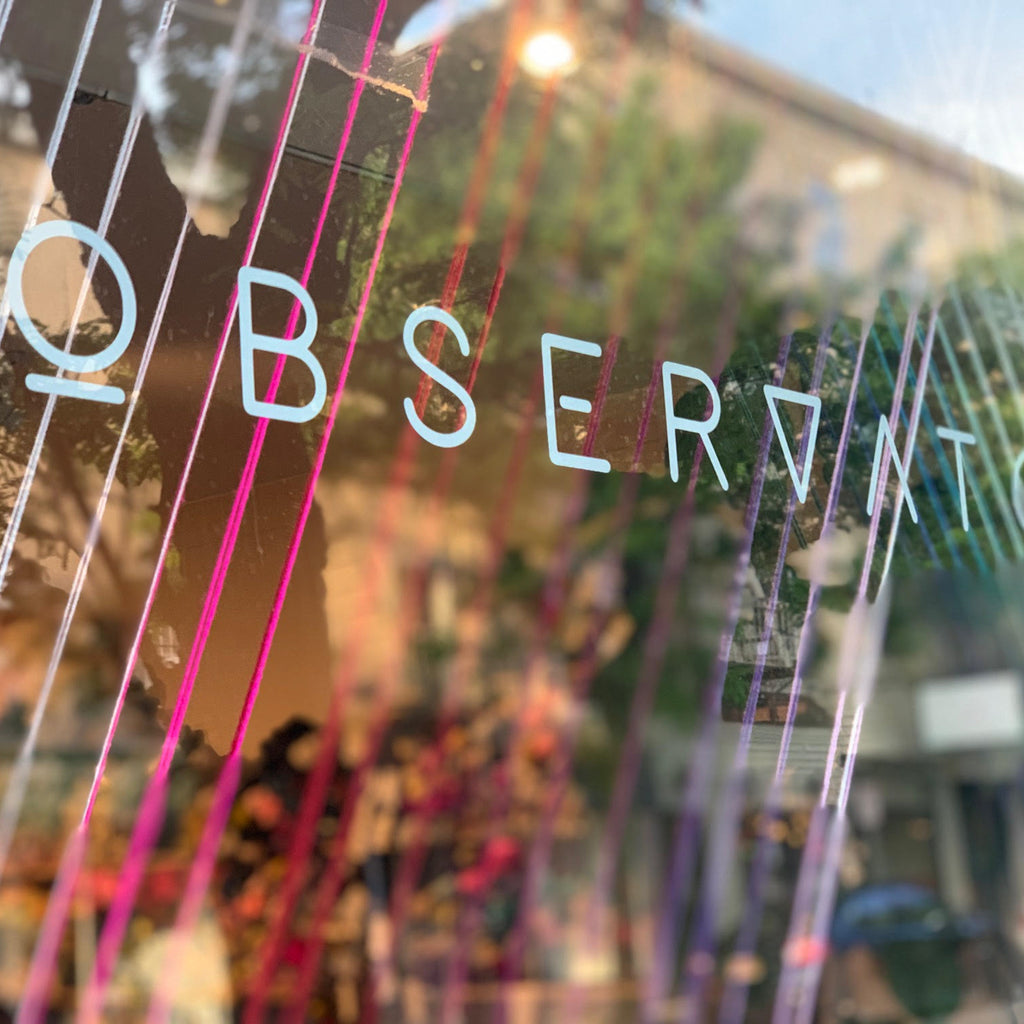 Stockist Highlight: The Observatory Shop
