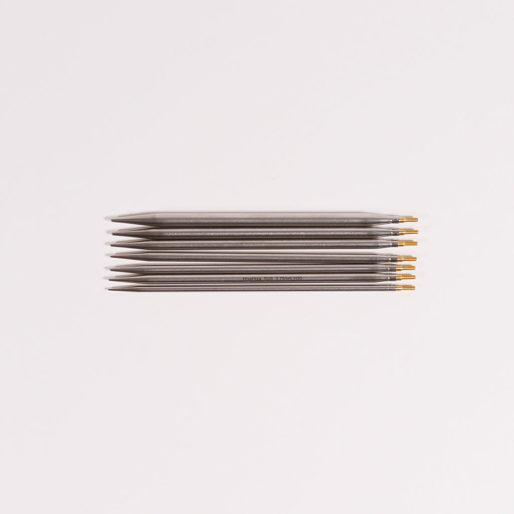 Interchangeable Knitting Needle Set from Hiya Hiya