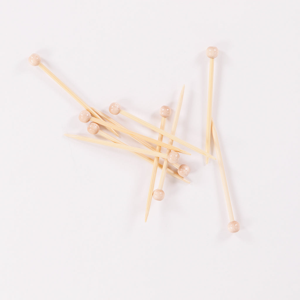 Bamboo Marking Pins