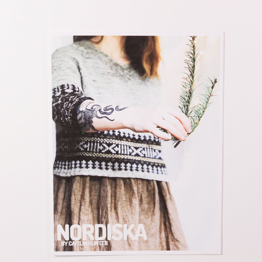 Nordiska by Caitlin Hunter - Printed Pattern