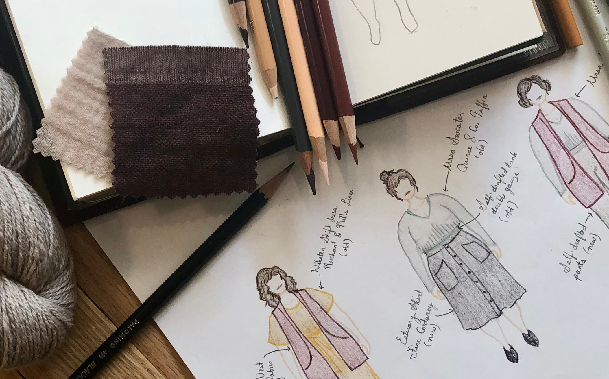 Capsule Wardrobe Class with Jacqueline Cieslak- IN MAY