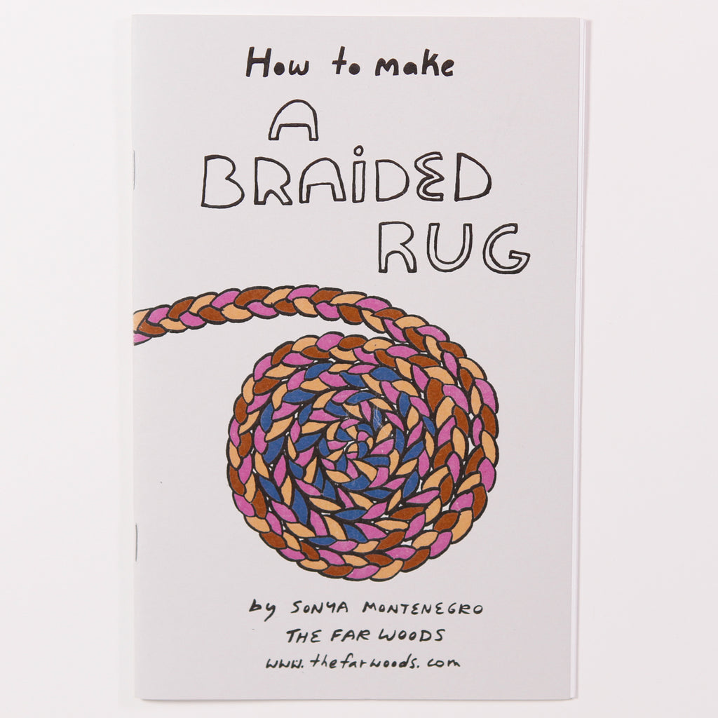 How to Make a Braided Rug by The Far Woods