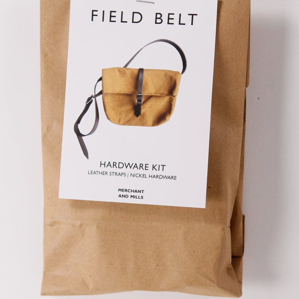 The Field Belt Hardware Kit from Merchant & Mills