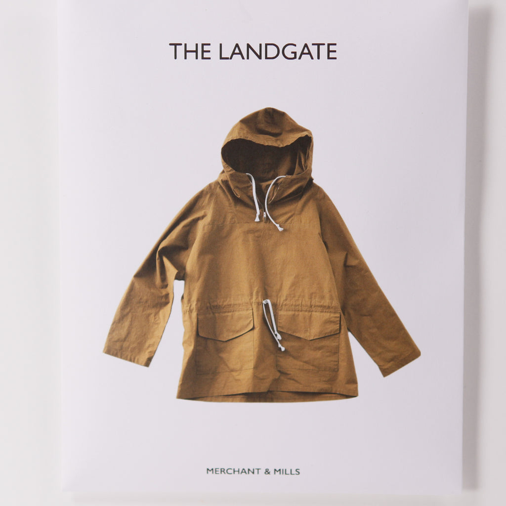 The Landgate Pattern by Merchant & Mills - Printed Pattern