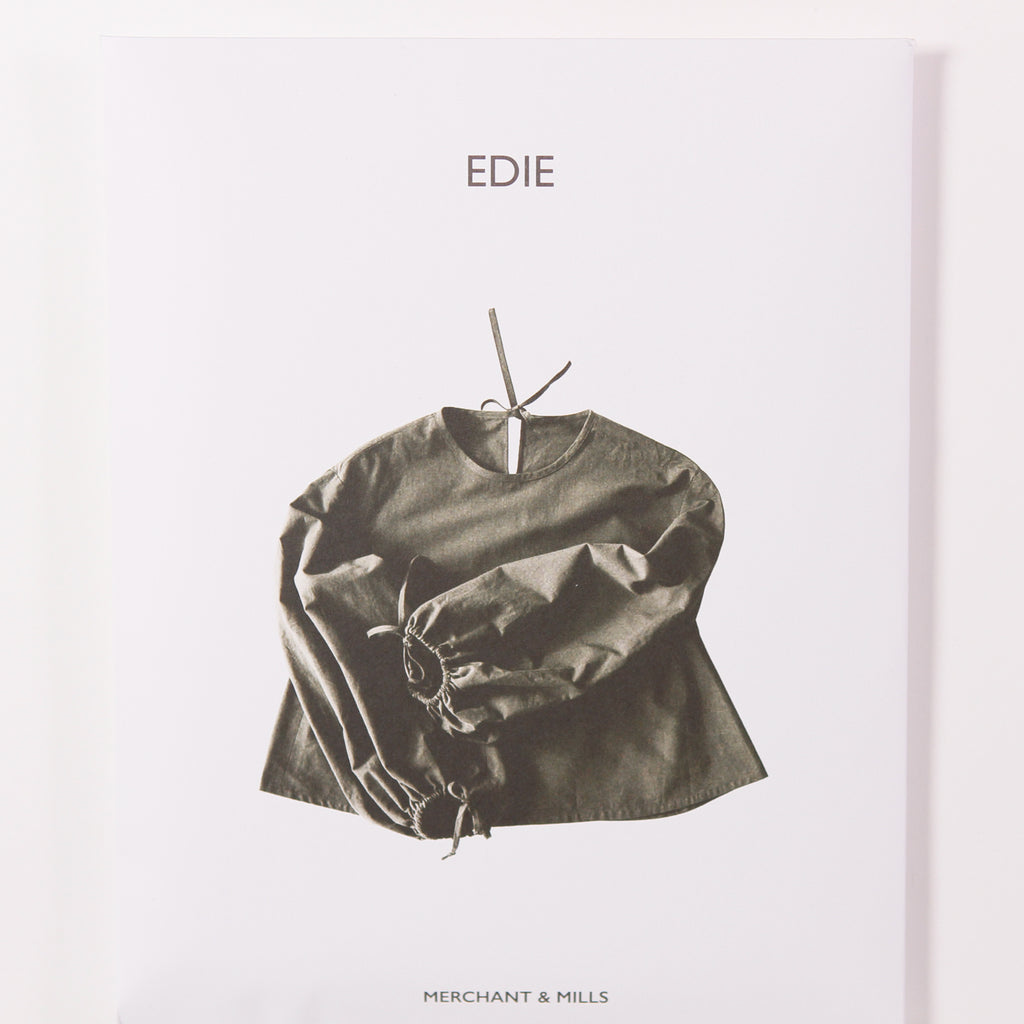 The Edie Pattern by Merchant & Mills - Printed Pattern