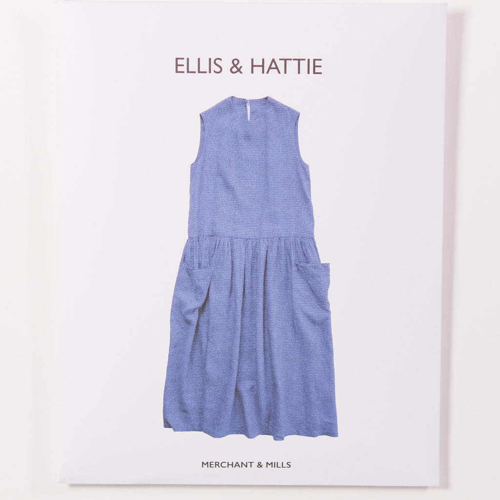 The Ellis & Hattie Pattern by Merchant & Mills - Printed Pattern