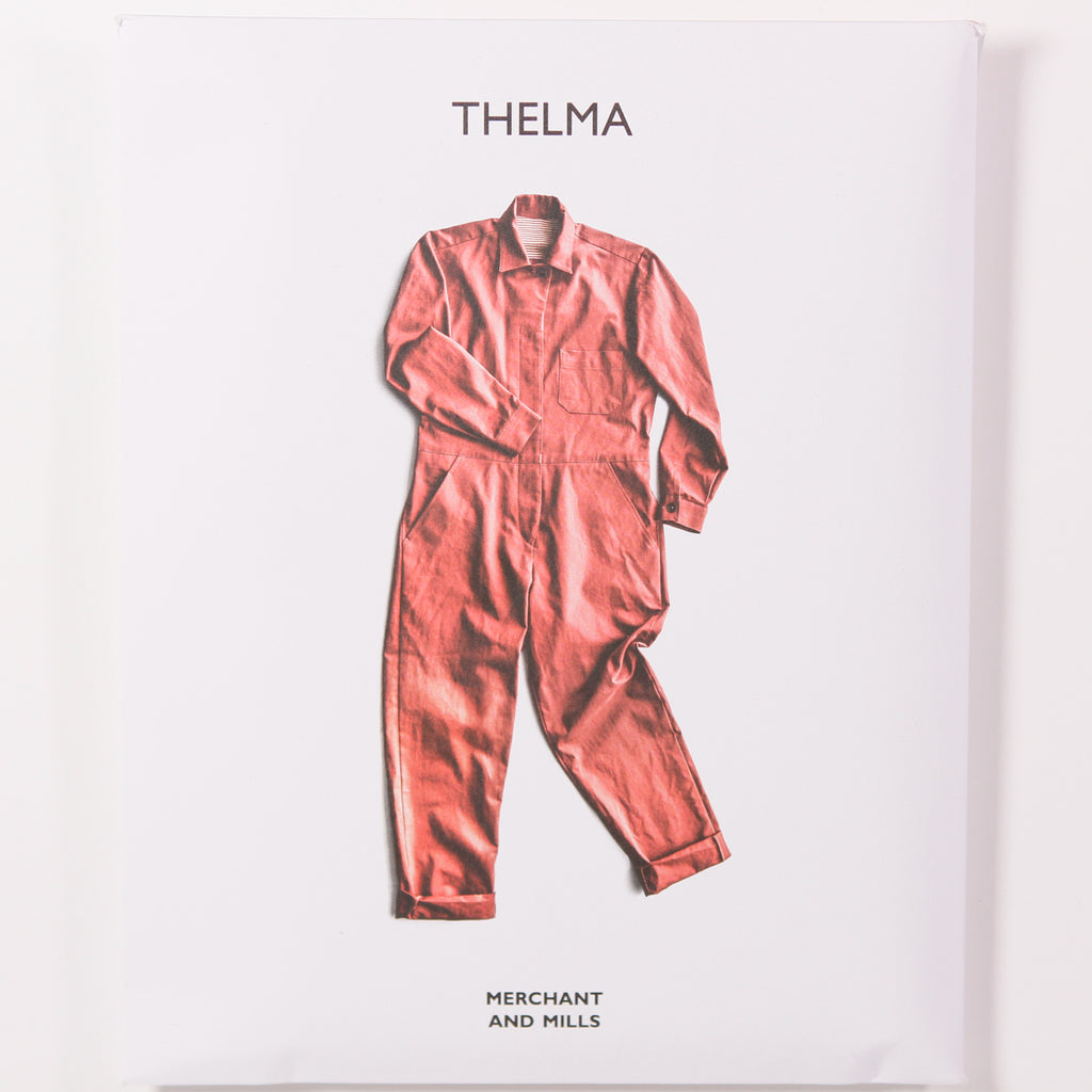 The Thelma Pattern by Merchant & Mills - Printed Pattern