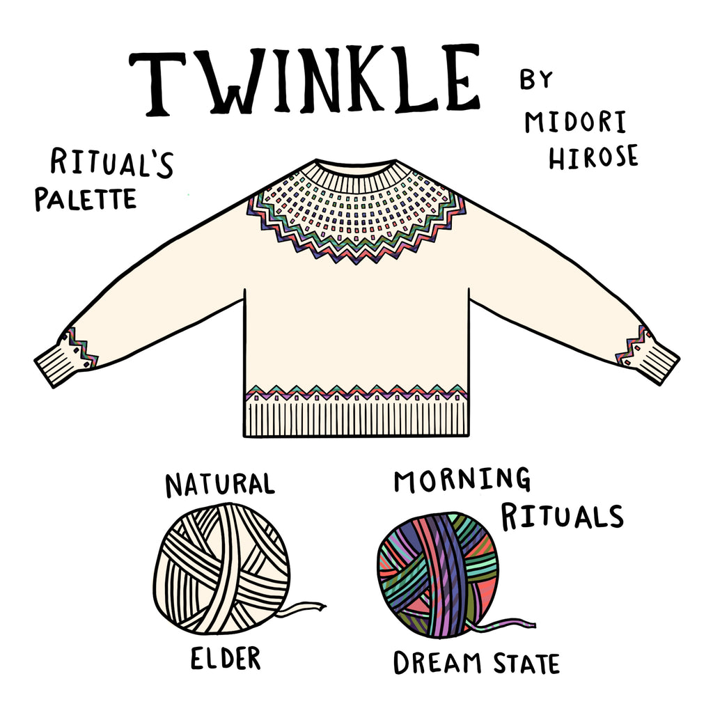Twinkle Sweater Colorway Kits