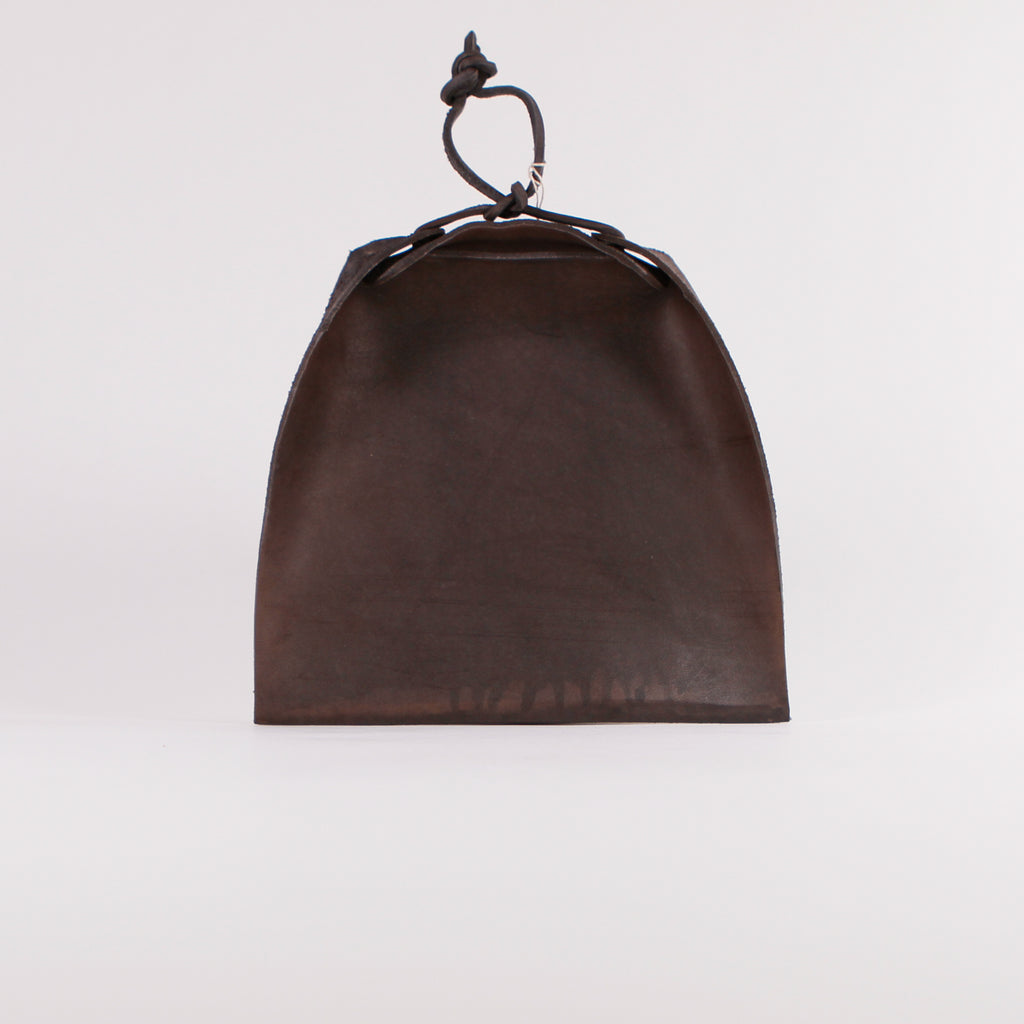 Leather Dustpan from Sunhouse Craft