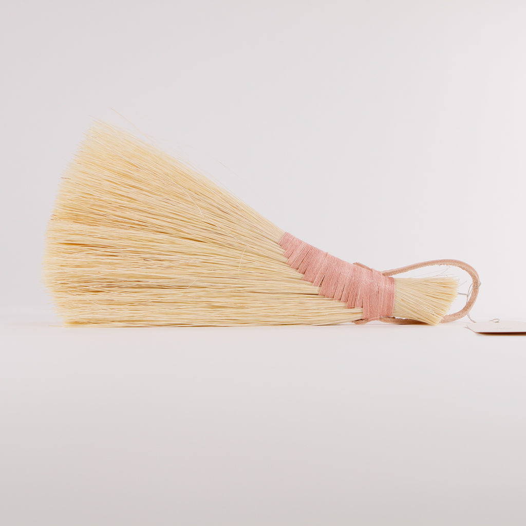 Tampico Turkey Wing Broom from Sunhouse Craft