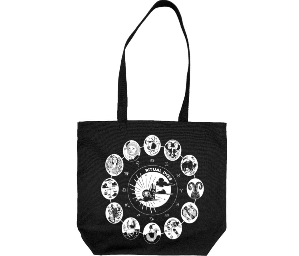 Zodiac Collection Tote