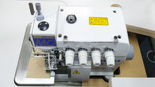 Juki MO-6814S - 4 Thread High-speed Overlock Industrial Serger with Table, Stand and Servo Motor