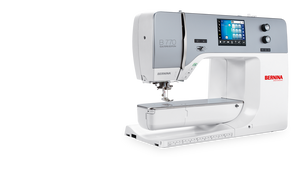 BERNINA 770 – the ideal sewing and embroidery machine for fashion designers