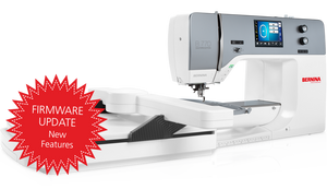 BERNINA 770 QE – Enjoy sewing, quilting and endless possibilities