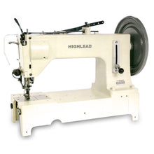 GA1398 Top and Bottom Feed Extra Heavy Duty Lock stitch Sewing Machine