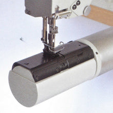 GC2268-2BXL Two Needle Long Arm Cylinder Bed Heavy Duty Compound Feed Lockstitch Sewing Machine