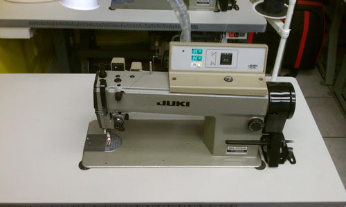 JUKI DDL 5550-6 computer sewing machine.