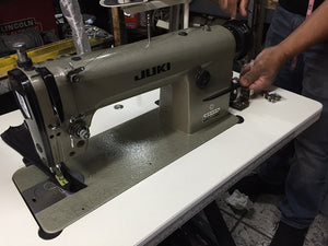 Pre- owend Juki DNU-415 Needle Feet Machine