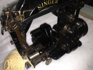 Singer 112-4 Zig Zag For Hat Work