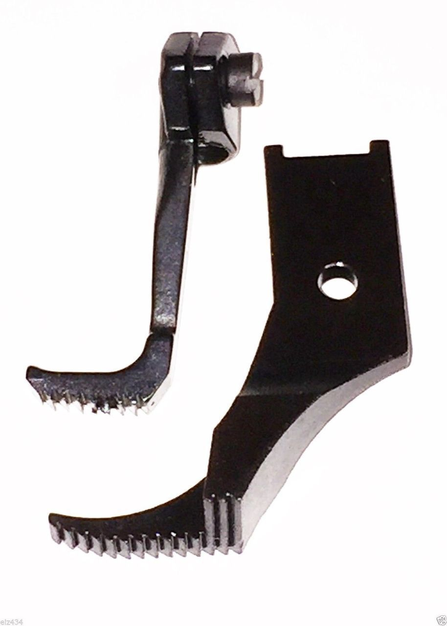 Juki lu 563 Left Zipper Feet for Walking Foot Industrial Sewing Machines 240517