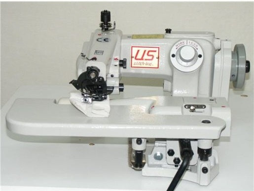 U.S. Stitch Line SL718-2 Blind Hem Stitch Industrial Sewing Machine US Stitchline.