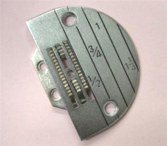 Industrial single needle plate & feeder set ( DDL-227, DDL-552, DDL-555, DDL-5550, DDL-5550N, DDL-8300N, & DDL-8700 )