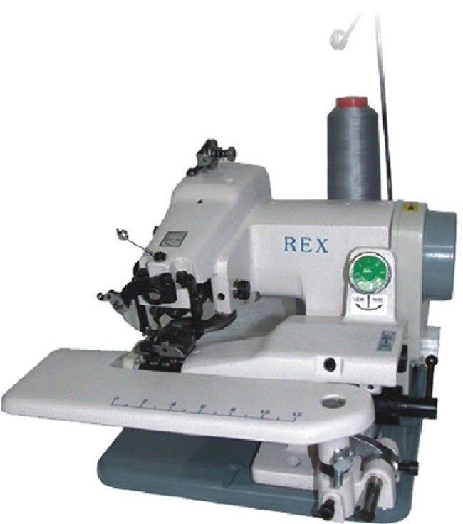 REX RX-518 Portable Blindstitch Hemming Sewing Machine