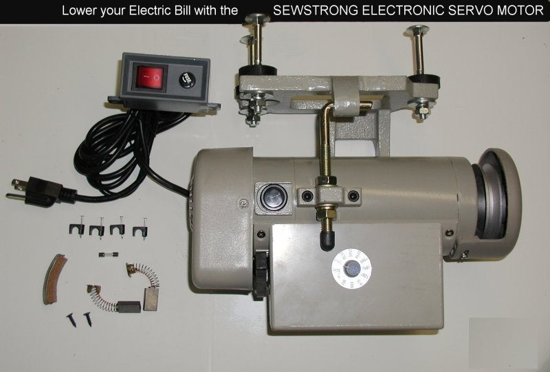 Industrial Sewing Machine Servo Motor