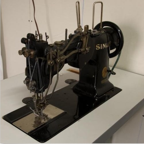 Singer Model 72 w 19 for Hemstitching