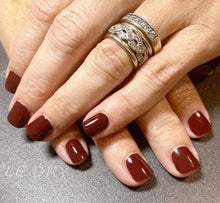 Load image into Gallery viewer, Passionate Red Nail Polish | Dazzle Dry Nail Lacquer