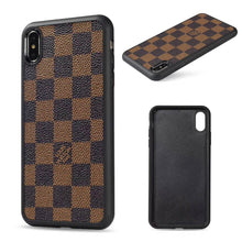 Louis Vuitton Leather Phone Case For Galaxy Note 9