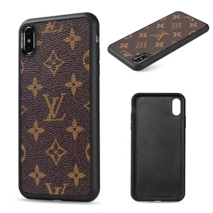 Louis Vuitton Leather Phone Case For Galaxy S9