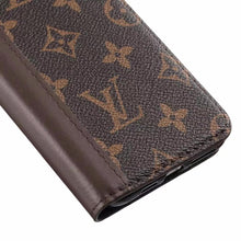 Louis Vuitton Leather Wallet Phone Case For iPhone 7/8