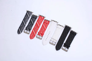 SUPREME Leather Apple Watch Bands