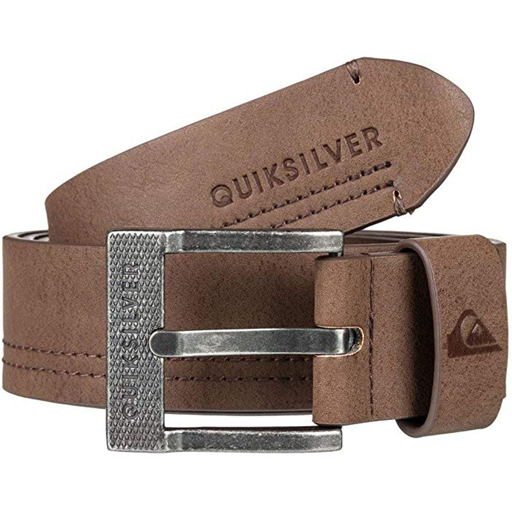 Quiksilver Stitchy Faux Leather Belt