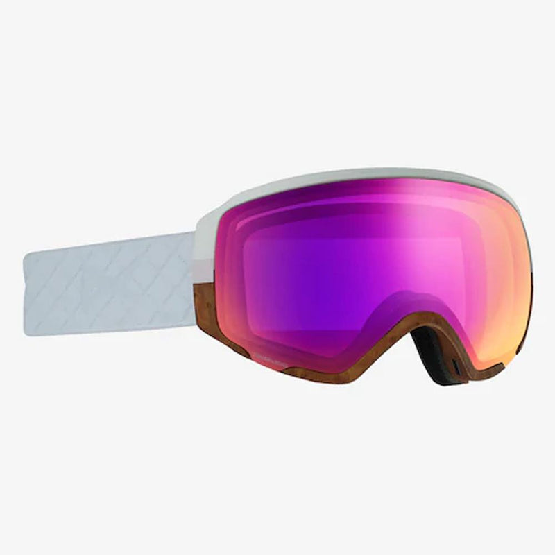 18561102979, 2.0 SONAR PINK, WOMENS ANON WM1 GOGGLES + SPARE LENS, WOMENS GOGGLES, WINTER 2020