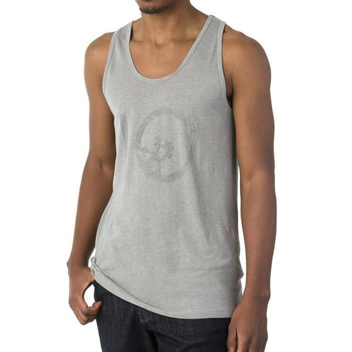 ten tree wildwood ten tank front view mens tank tops and jerseyes gray mivin-gry
