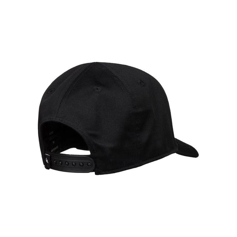 quicksilver decades snapback hat back view toddlers hat bacl aqiha0306-kvj0