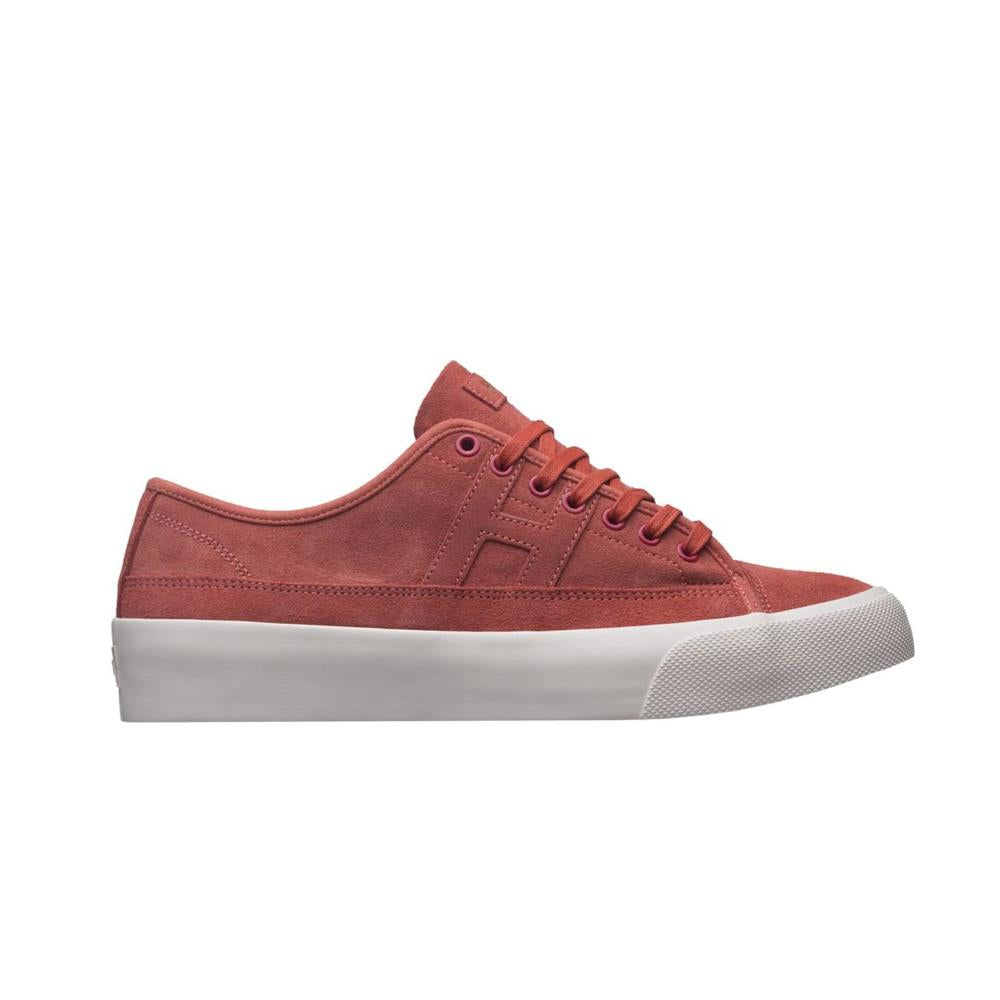 huf Hupper side view Mens Skate Shoes rust vc00010