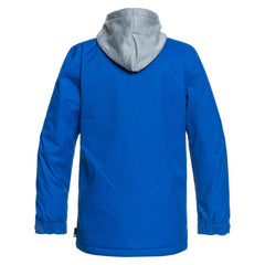 edbtj03025-prm0 DC Union Snow Jackets blue back