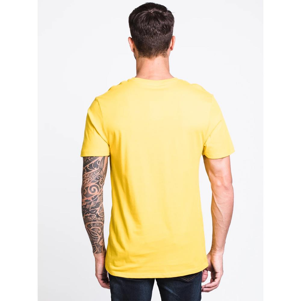 VN0A312S-HBO, SULPHER, YELLOW, VANS PRINT BOX SHORT SLEEVE TEE, MENS T-SHIRTS, FALL 2019