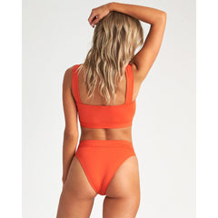 XT041BSO-SAM, SAMBA, ORANGE, Sol Searcher Tank Bikini Top, Womens Swimwear, Womens Bikini Top, Billabong, Spring 2020