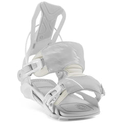 FS200205-Platinum Grey, Flow, Mayon Women's Snowboard Bindings, Winter 2020