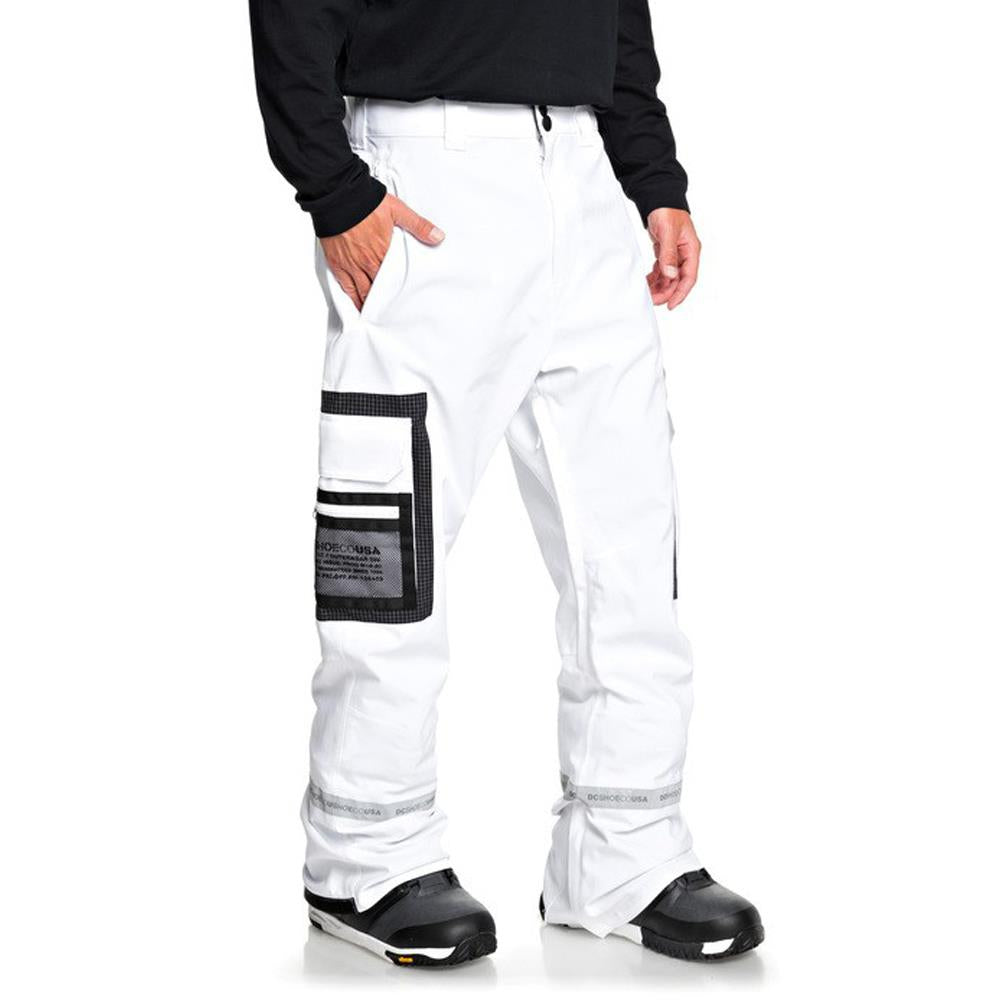 edytp03043-wbb0 DC Revival Snow Pants white side2 view