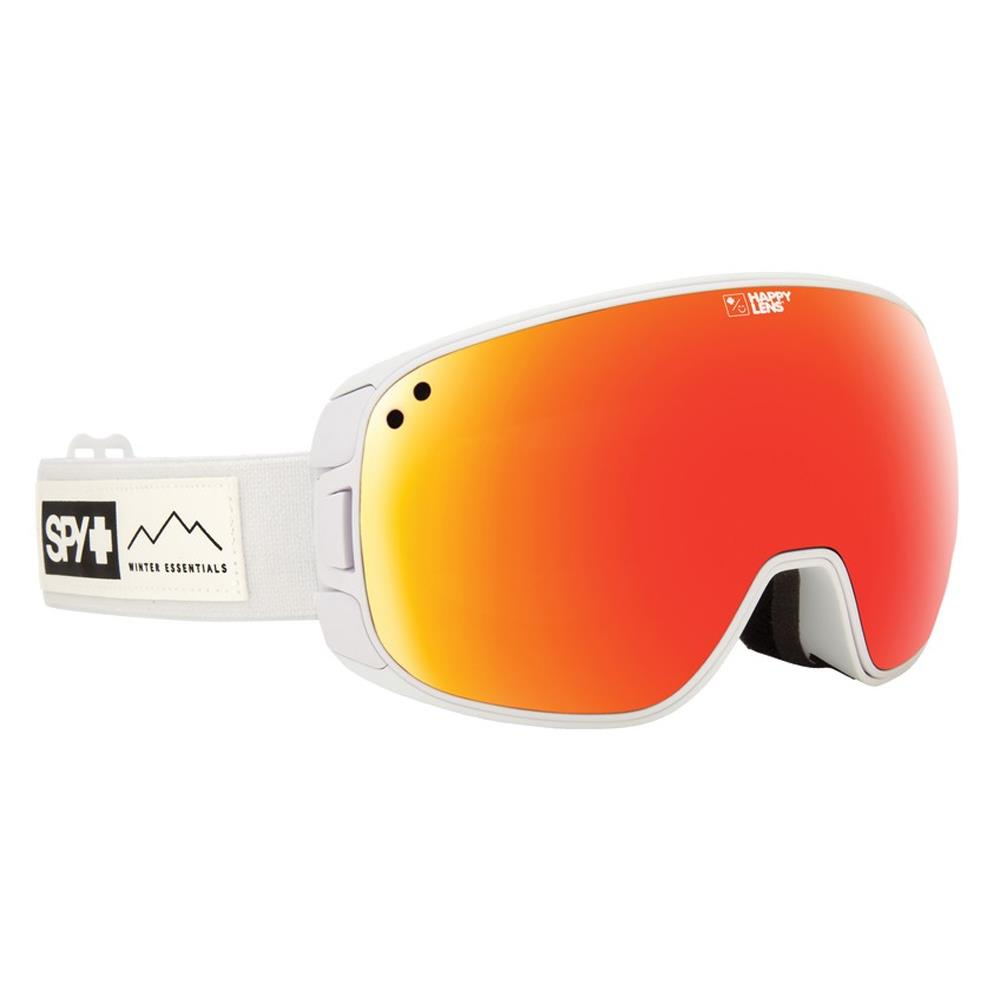 313222142621, bravo essentails white with red spectra, mens goggles, womens goggles, winter 2020