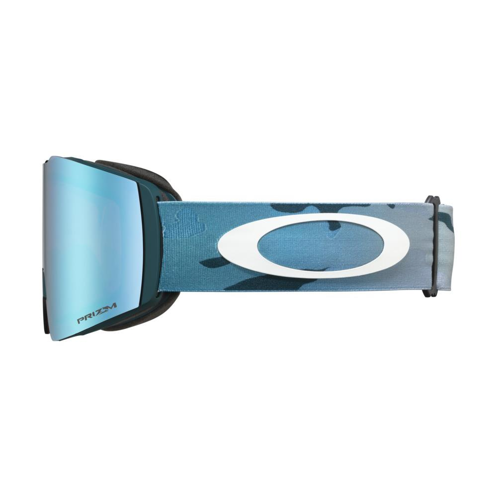 oo7099-17 Oakley Fall Line XL Mark McMorris Progression Snow Goggle clas camo blue/snow sapphire iridium side2