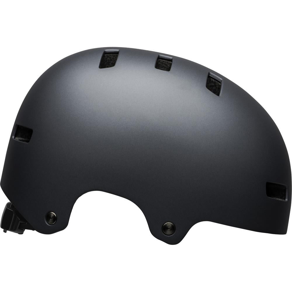 BE-7113909, MAT GREY, BELL, LOCAL HELMET,